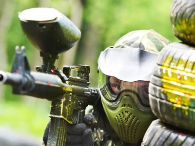 Paintball 97One, essayez-vous au paintball