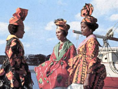 Vêtements traditionnels créoles – Guadeloupe